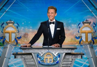 Mr. David Miscavige, Chairman of the Board Religious Technology Center and ecclesiastical leader of the religion