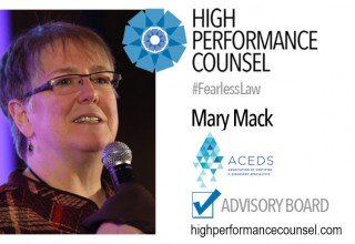 Mary Mack Executive Director - ACEDS