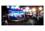 The broadcast studio for talk shows and news programs on what Scientologists are doing to help build a better world—from bringing spiritual and material relief in disaster zones, to advocating for human rights throughout the world, as well as fighting illiteracy and drug abuse.