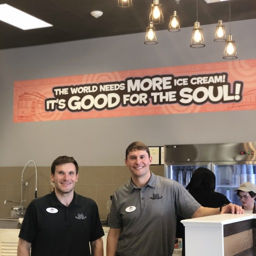 Traditional New Orleans Flavored Rolled Ice Cream Comes to Metairie, LA