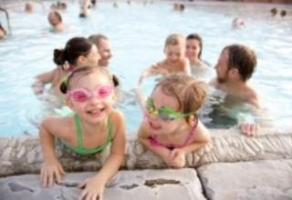 Spring fun at Glenwood Hot Springs