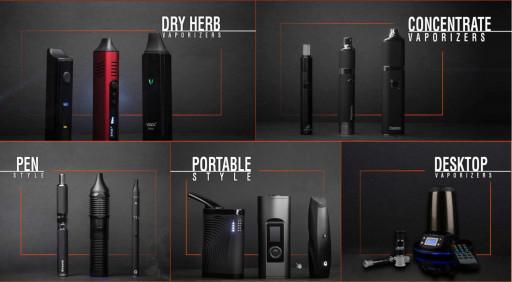 Online Vaporiser Superstore Reveals the Best Portable Vaporiser Devices on the Market