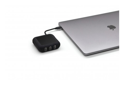 Meet Powerup, the World's Smartest MacBook Charger