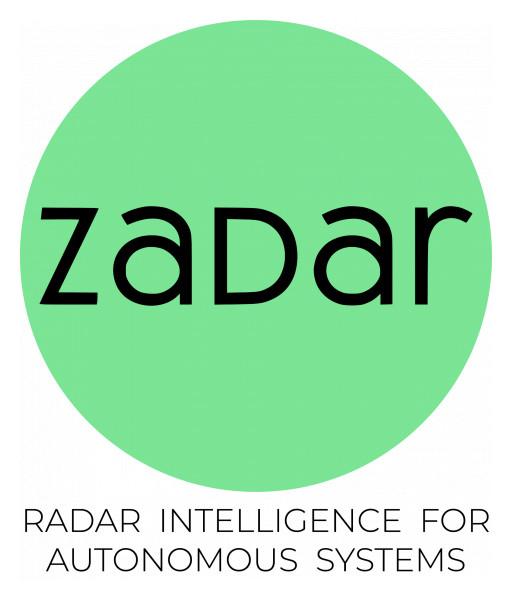 Zadar Labs, Developing Next Generation Imaging Radar, Closes $5.6M in Seed Funding
