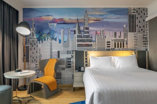 Novotel Bangkok on Siam Square Debuts a Brand New Look