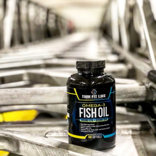 Due to Popular Demand, Thin Fit Line for First Responders Adds Omega-3 Capsule