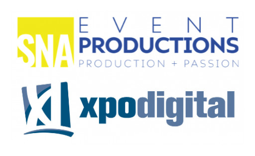 SNA Event Productions Creates Strategic Partnership With Xpodigital
