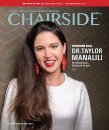 Chairside® Magazine V14I3