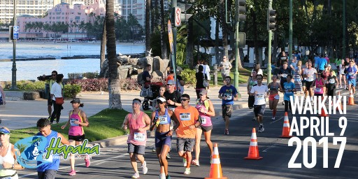 Get Ready, Get Set, Sign Up & Save Now for the 6th Annual Hapalua