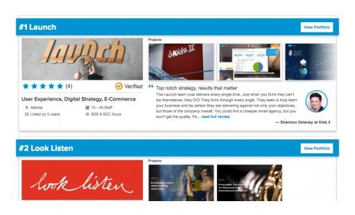 Top Atlanta Digital Agencies Report Released by Agency Spotter