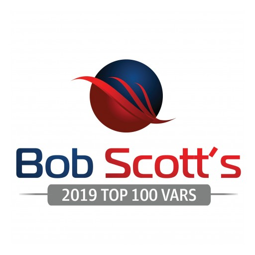 Stambaugh Ness Named to Bob Scott's 2019 Top 100 VAR List
