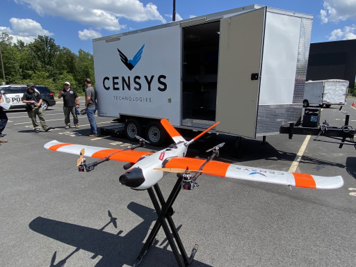 Censys Technologies' Drones Save Time and Money by Collecting More Quantitative Data in a Single Mission