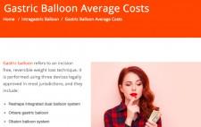 GastricBalloon.org Website