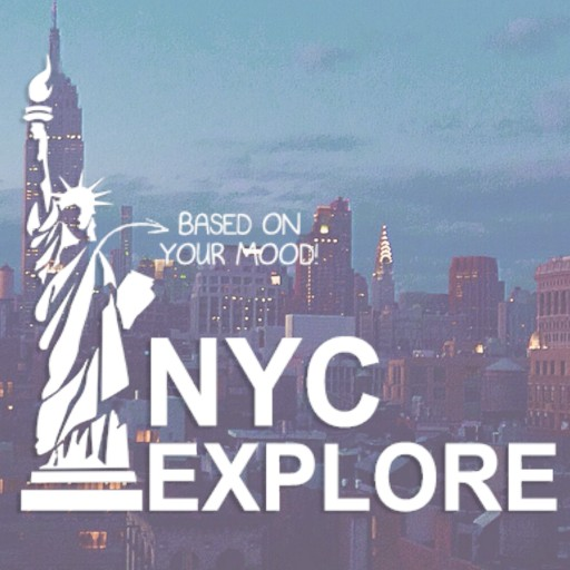 New Mobile App - NYC Explore - Helps Bored New Yorkers Find Fun Things to Do Based on Their Mood
