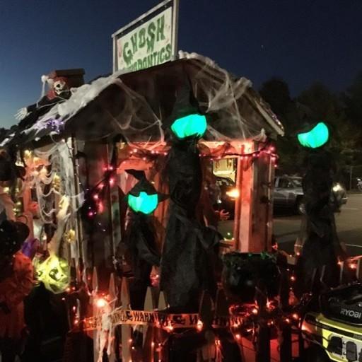 Ghosh Orthodontics Has 'Fangtastic' Halloween