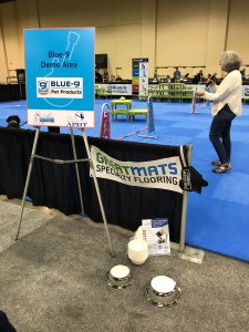 Greatmats Dog Agility Mats at APDT Conference