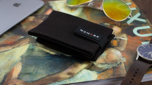 The NOMARK Company Announces Its Launch of the Mark I Signature Wallet on Kickstarter