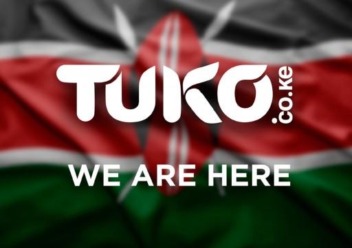 TUKO is 4th most popular website in Kenya