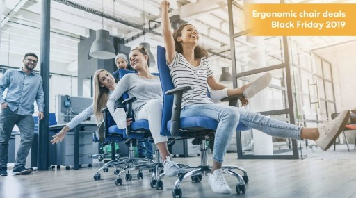 Autonomous' Best Ergonomic Chair Stealing Deals on Black Friday 2019