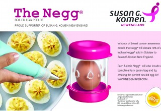 The Negg® Breast Cancer Fundraiser