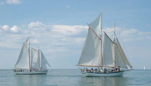 Two More Historic Ships Added to Tall Ships Erie Festival Lineup