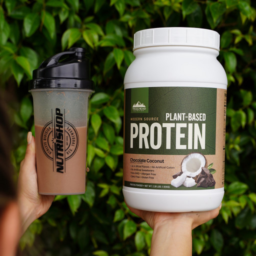 NUTRISHOP® Welcomes New Flavor of Vegan-Friendly Protein