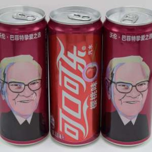 Berkshire Hathaway Shareholder Meeting 2017: Australian in Shanghai Makes Warren Buffett China Cherry Coke Cans Available to Fans Worldwide on Weekend of Berkshire Hathaway Shareholder Meeting