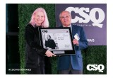 CSQ's 2017 Visionary of the Year, Therese Tucker, Founder & CEO BlackLine