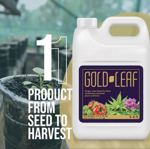 Ohio Begins Producing Award Winning Single-Step Liquid Fertilizer