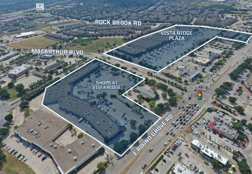 Lamar Companies Acquires Two Shopping Centers in Dallas Msa