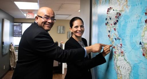 Karla Telles and Lindberg Araya Join the Crestcom Network