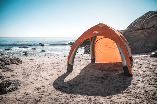 Aeri is Launching an Inflatable Shade Canopy