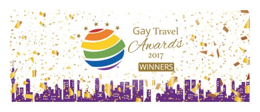 2017 Gay Travel Award Winners Revealed!