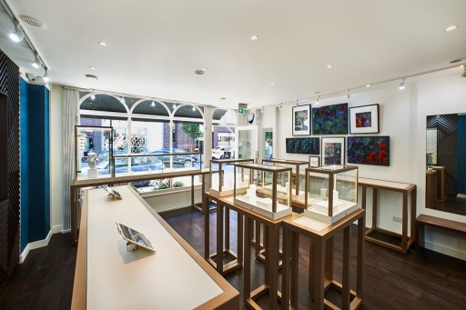 World's First Fine Fashion Jewelry Brick-and-Mortar Shop Exclusively Featuring Cultured Diamonds Has Opened