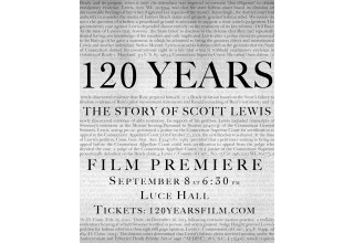 120 YEARS Film Poster