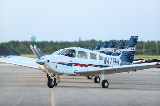 ATP Flight School Takes Delivery of 6 New Piper Archers and Signs Purchase Agreement for 100 Piper Trainers