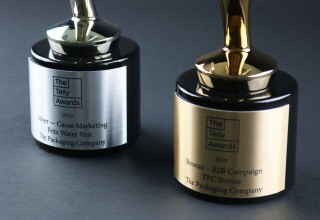 The Packaging Telly Awards Bases