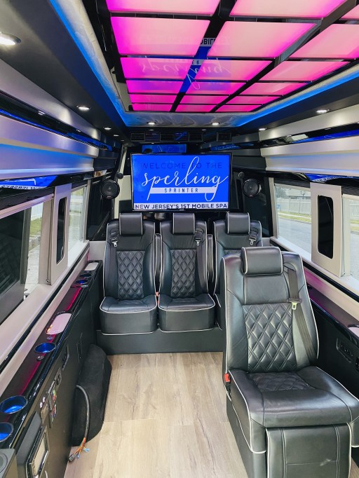 Sperling Dermatology Introduces the Sperling Sprinter, NJ's First-of-Its-Kind Mobile Spa Service From the Comfort of Your Driveway
