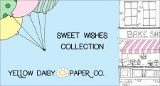 Sweet Wishes Collection by Yellow Daisy Paper Co.