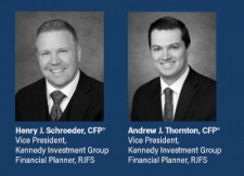 Henry J. Schroeder and Andrew J. Thornton Named Executive Vice Presidents