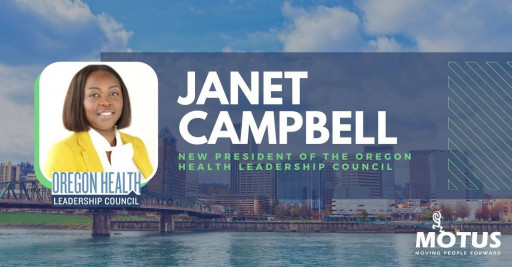 Janet Campbell Appointed as New President of the Oregon Health Leadership Council