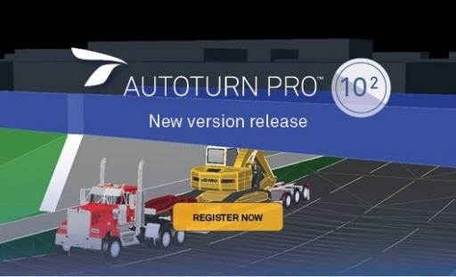 Transoft Solutions Releases AutoTURN 10.2