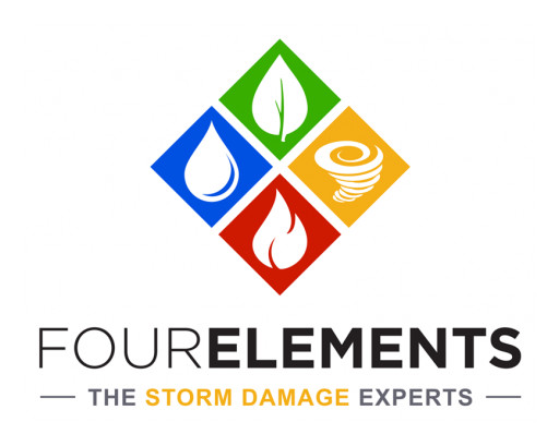 Businesses and Homeowners in the Chicagoland Suburb of Evanston, Illinois, Seek Four Elements Storm Experts to Restore Their Properties From Massive Storm Damage