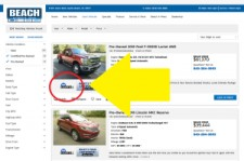 CarFax Information Available on BeachAutomotive.com
