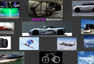 Spidey Tek Applications