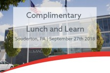 Complimentary Lunch and Learn