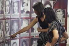 Those attending the CCHR exhibit in Madrid were shocked by what they learned