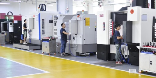 Giant Rapid Manufacturing Company, WayKen, Plans to Improve Custom CNC Machining Services
