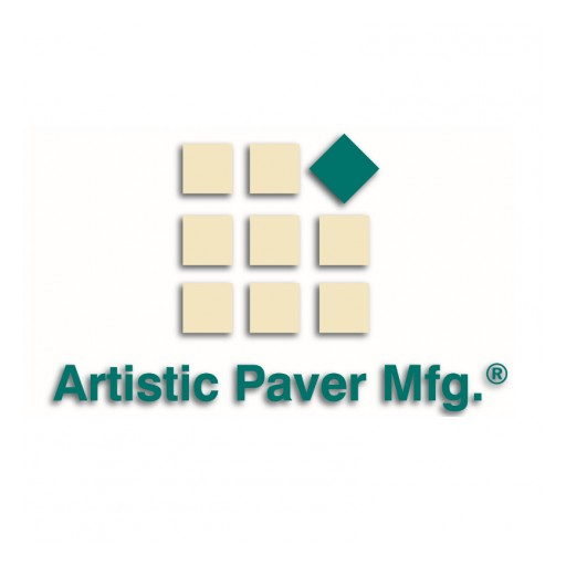 Artistic Pavers Mfg. Pioneers Polish & Antiquing Process for Pavers