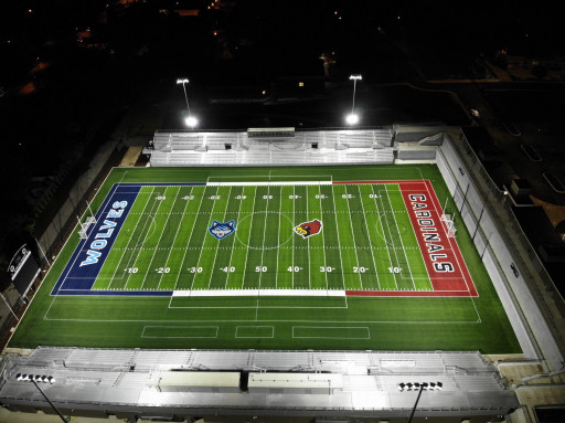 Sun Prairie's Impressive Stadium Completed With Midwest Sport & Turf System's Turf